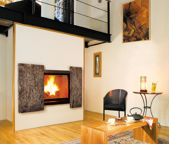 Métafocus 9 by Focus | Ventless gas fires