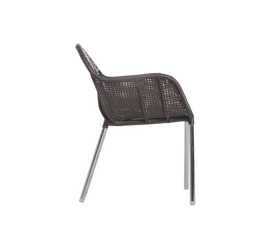 Amaya Armchair by Kenneth Cobonpue | Garden chairs