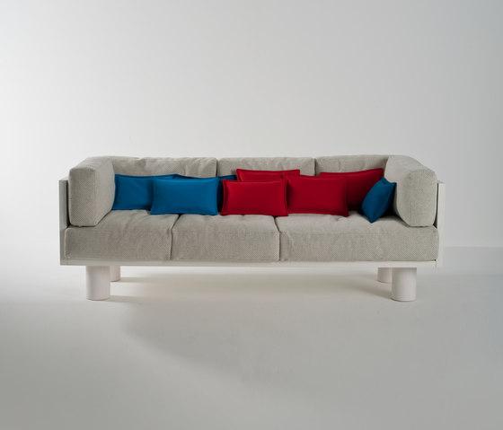 Ottoman Sofa M * di Colé | Divani