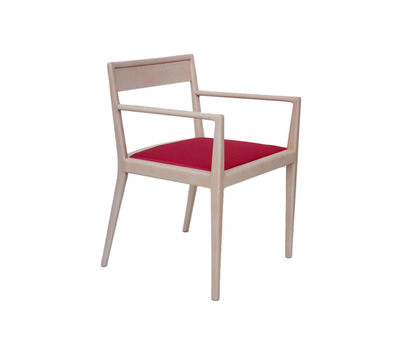 Blend Armchair by Tekhne | Restaurant chairs