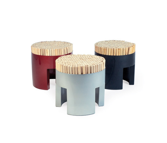 Chiquita Stool by Kenneth Cobonpue | Stools