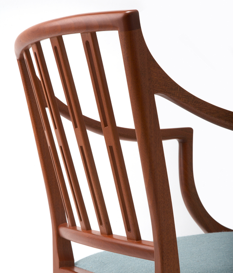 JK-06 Arm Chair di Kitani Japan Inc. | Sedie visitatori