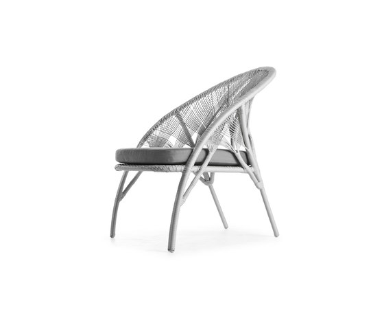 Hagia Easy Armchair by Kenneth Cobonpue | Garden chairs