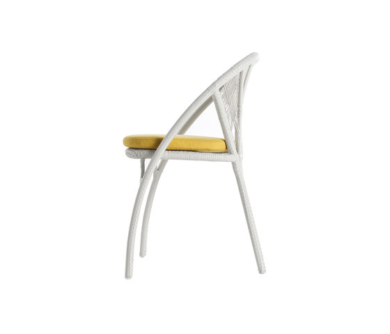 Hagia Side Chair by Kenneth Cobonpue | Garden chairs