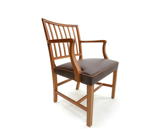 JK-08 Arm Chair by Kitani Japan Inc. | Visitors chairs / Side chairs