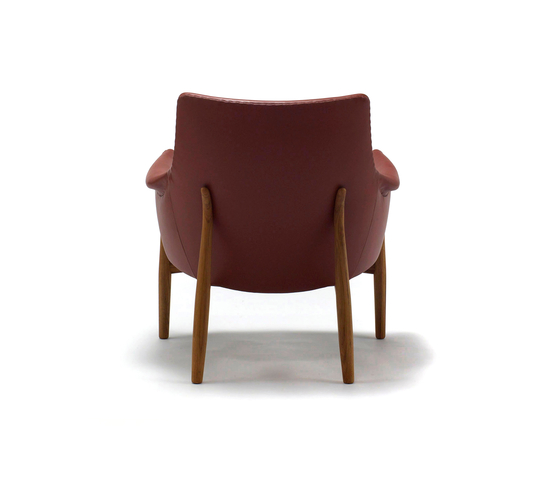 JUN-01 Easy Chair by Kitani Japan Inc. | Armchairs