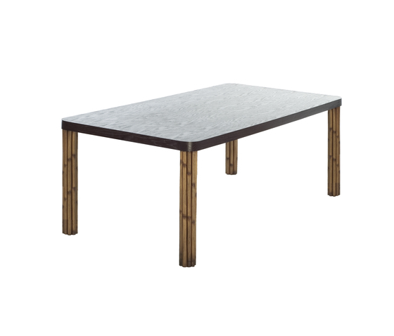 Kawayan Dining Table* by Kenneth Cobonpue | Restaurant tables