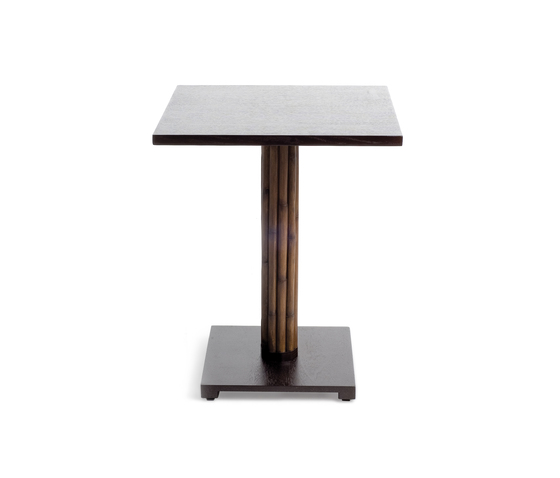 Kawayan Bistro Table by Kenneth Cobonpue | Cafeteria tables
