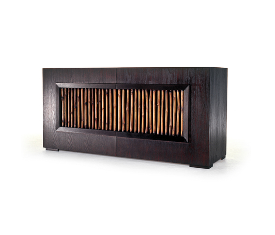 Kawayan Bar Cabinet* de Kenneth Cobonpue | Buffets