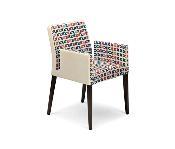 Domus Armchair by Tekhne | Visitors chairs / Side chairs