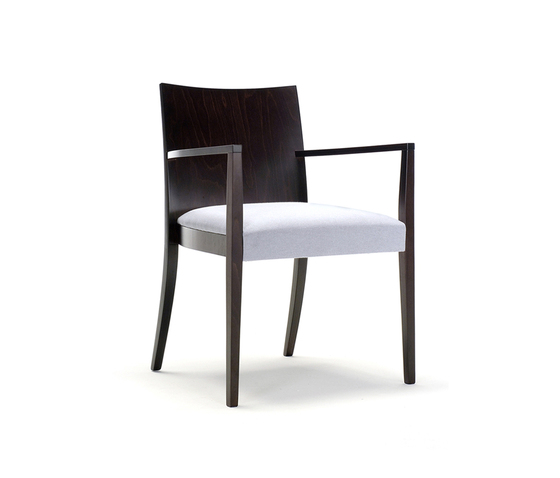 Ecoes Armchair by Tekhne | Visitors chairs / Side chairs