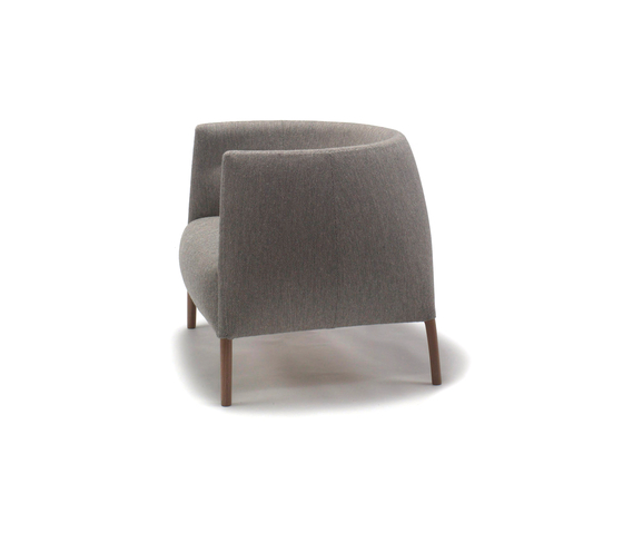 JUN-02 Easy Chair by Kitani Japan Inc. | Armchairs