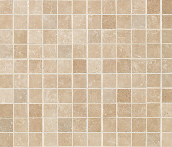 Admiration Beige Safari Mosaico Dek by Atlas Concorde | Ceramic mosaics