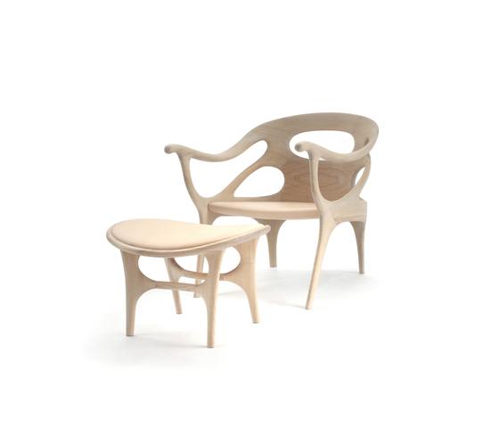 K-Chair di Kitani Japan Inc. | Poltrone