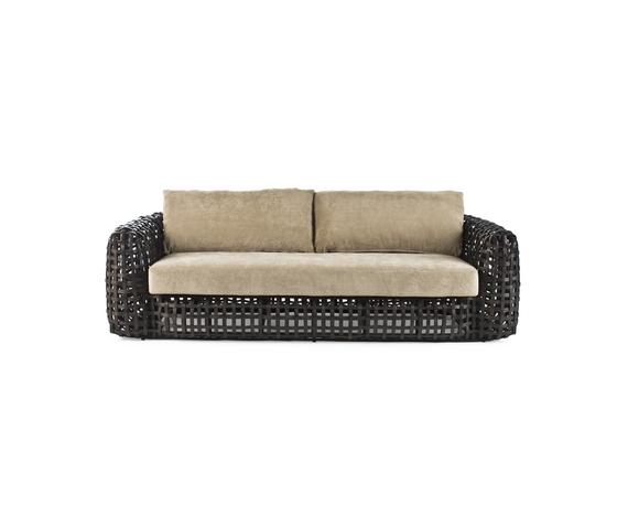Matilda Sofa by Kenneth Cobonpue | Garden sofas