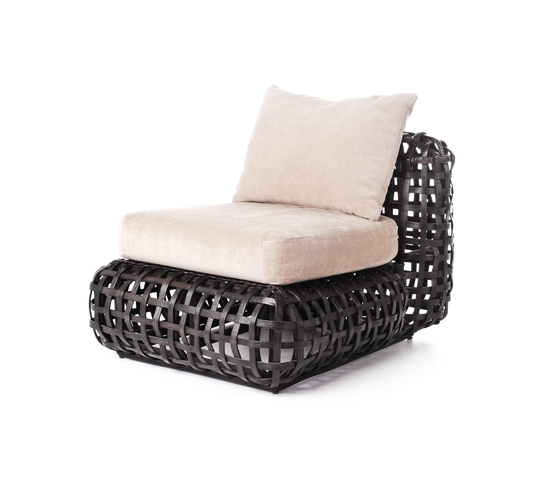 Matilda Easy Chair by Kenneth Cobonpue | Garden armchairs