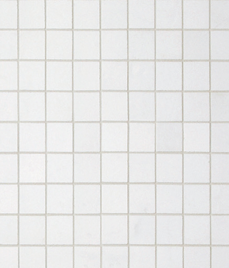 Admiration Bianco Carrara Mosaico de Atlas Concorde | Mosaicos