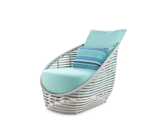 Oasis Lounge Chair by Kenneth Cobonpue | Garden armchairs