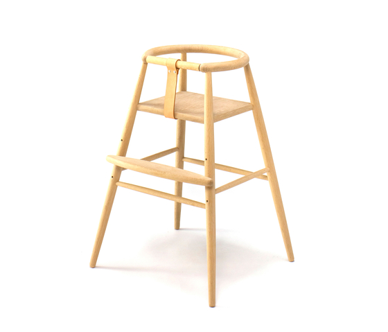 ND-08 Children Chair by Kitani Japan Inc. | Kids highchairs