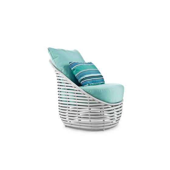 Oasis Easy Armchair by Kenneth Cobonpue | Garden armchairs