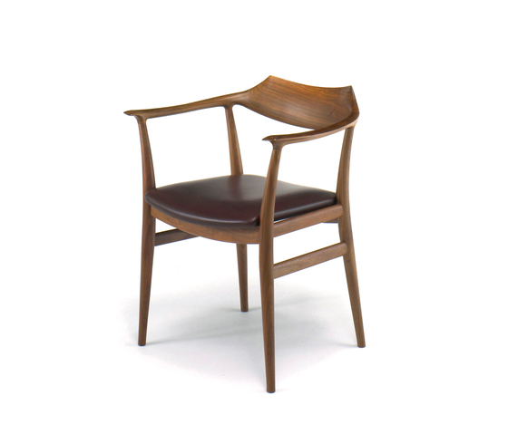 SR-01 Arm Chair by Kitani Japan Inc. | Chairs
