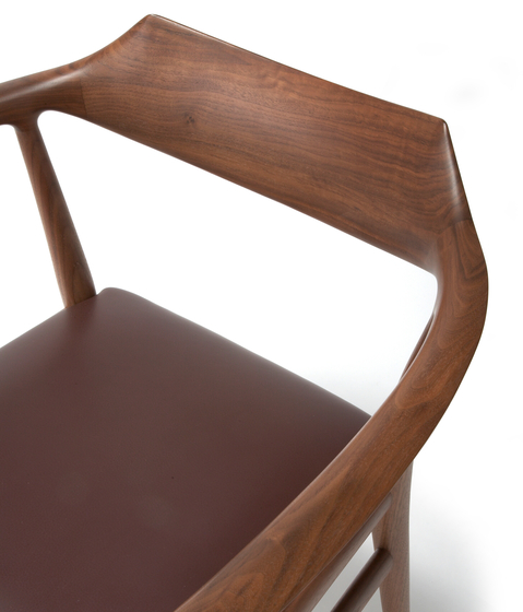 SR-01 Arm Chair de Kitani Japan Inc. | Sillas