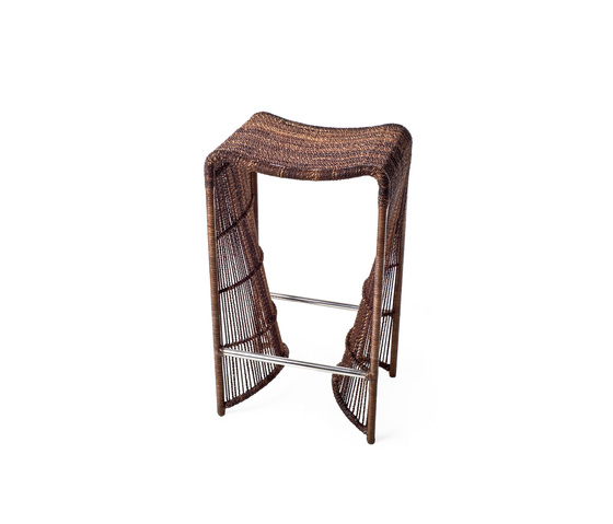 Pigalle Barstool by Kenneth Cobonpue | Bar stools