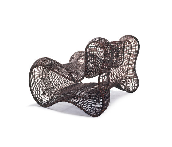 Pigalle Easy Armchair by Kenneth Cobonpue | Garden armchairs