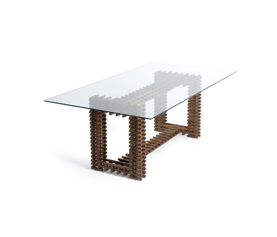 Retaso Dining Table* by Kenneth Cobonpue | Dining tables