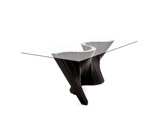 Wave Dining Table de Kenneth Cobonpue | Mesas comedor