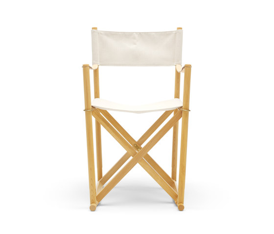Folding Chair de Carl Hansen & Søn | Sillas de jardín