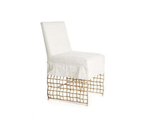 Yin & Yang Side Chair* de Kenneth Cobonpue | Chaises de restaurant