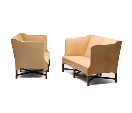 Sofa KK41180 de Carl Hansen & Søn | Canapés d'attente
