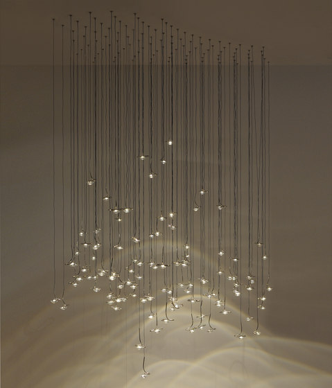 Jackie O BJC de Catellani & Smith | Suspended lights