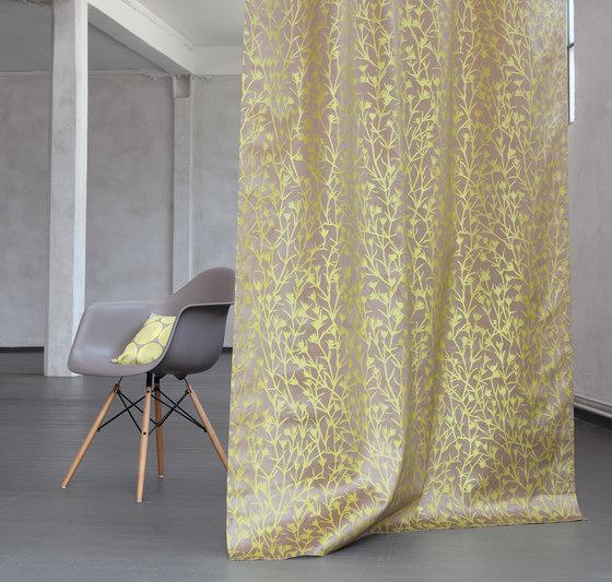 Callas Flor de Création Baumann | Tissus pour rideaux