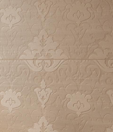 Spark Linea Canvas Inserto Damask by Atlas Concorde | Floor tiles