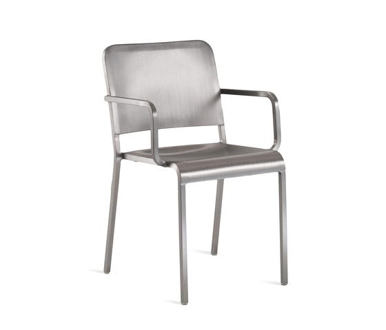 20-06™ Armchair by emeco | Restaurant chairs