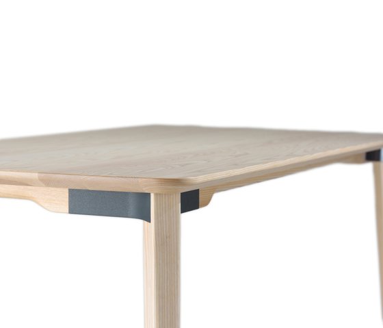Lancaster Dining table by emeco | Canteen tables