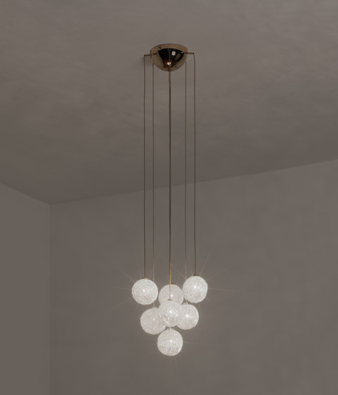 Sweet light sospensione grappolo by Catellani & Smith | General lighting