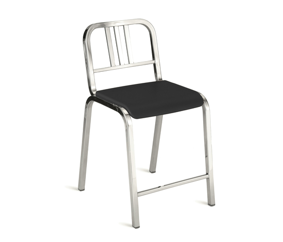 Nine-0™ Stacking counter stool by emeco | Bar stools