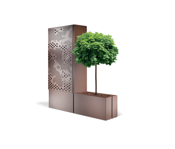 Airwall by LAB23 | Planters