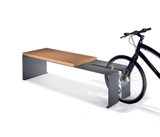 B Cycle by LAB23 | Exterior benches