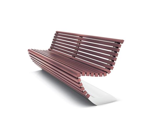 Bench von LAB23 | Außenbänke