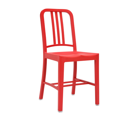 111 Navy® Chair by emeco | Restaurant chairs