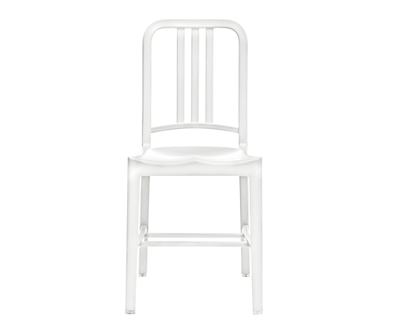 111 Navy Chair by emeco | Restaurant chairs