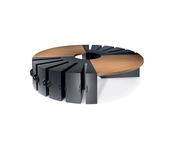 Round B by LAB23 | Exterior benches