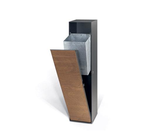 Tower von LAB23 | Abfallbehälter