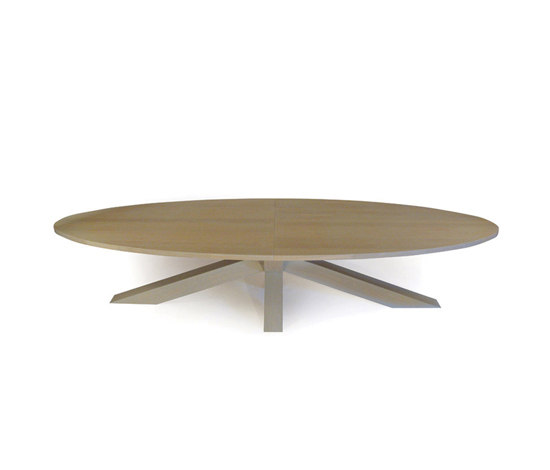 Crosstable 4-Beam XL de ZinX | Tables de restaurant