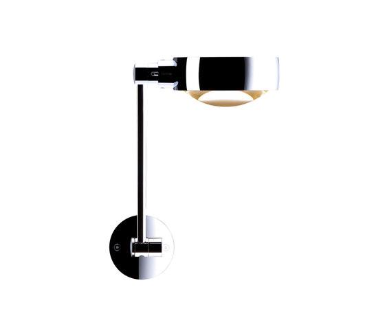 Sento Halogen parete singolo by Occhio | General lighting