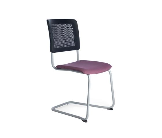 IROHA by Ofita | Visitors chairs / Side chairs